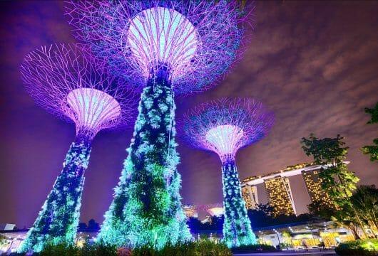 Indonesien, Singapur &Malaysia